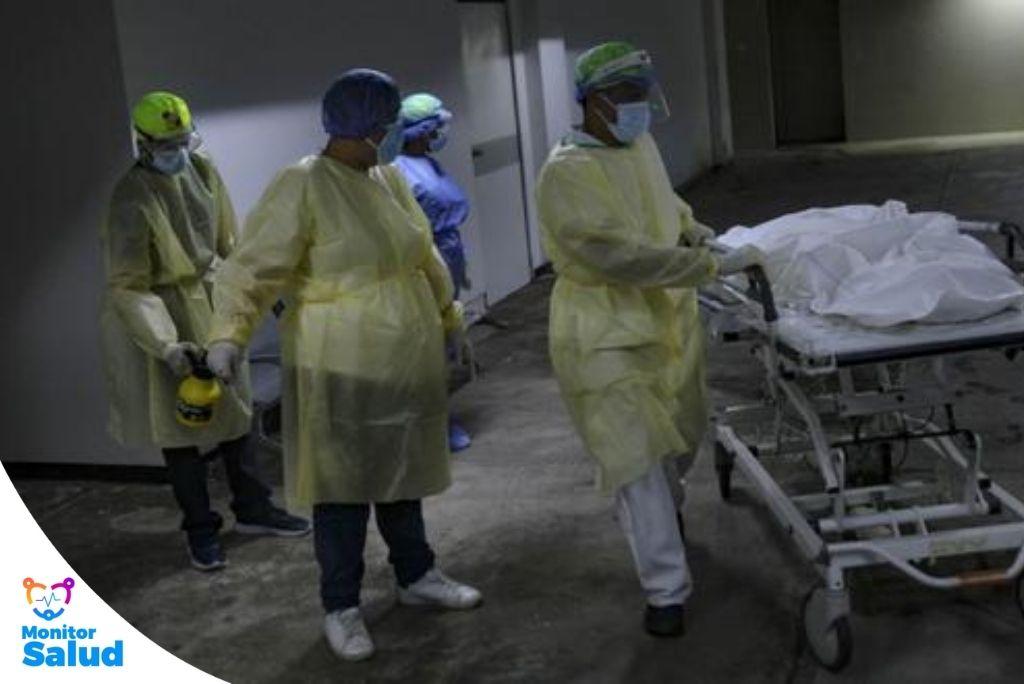 Muertes del personal de salud