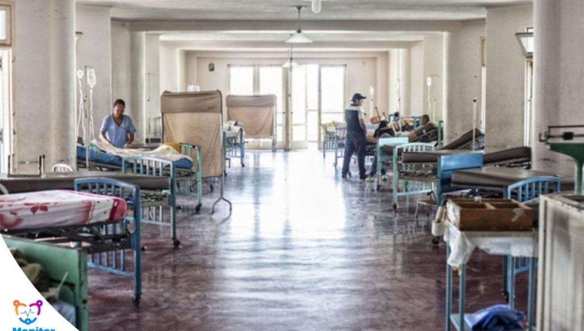 Hospitales en Caracas