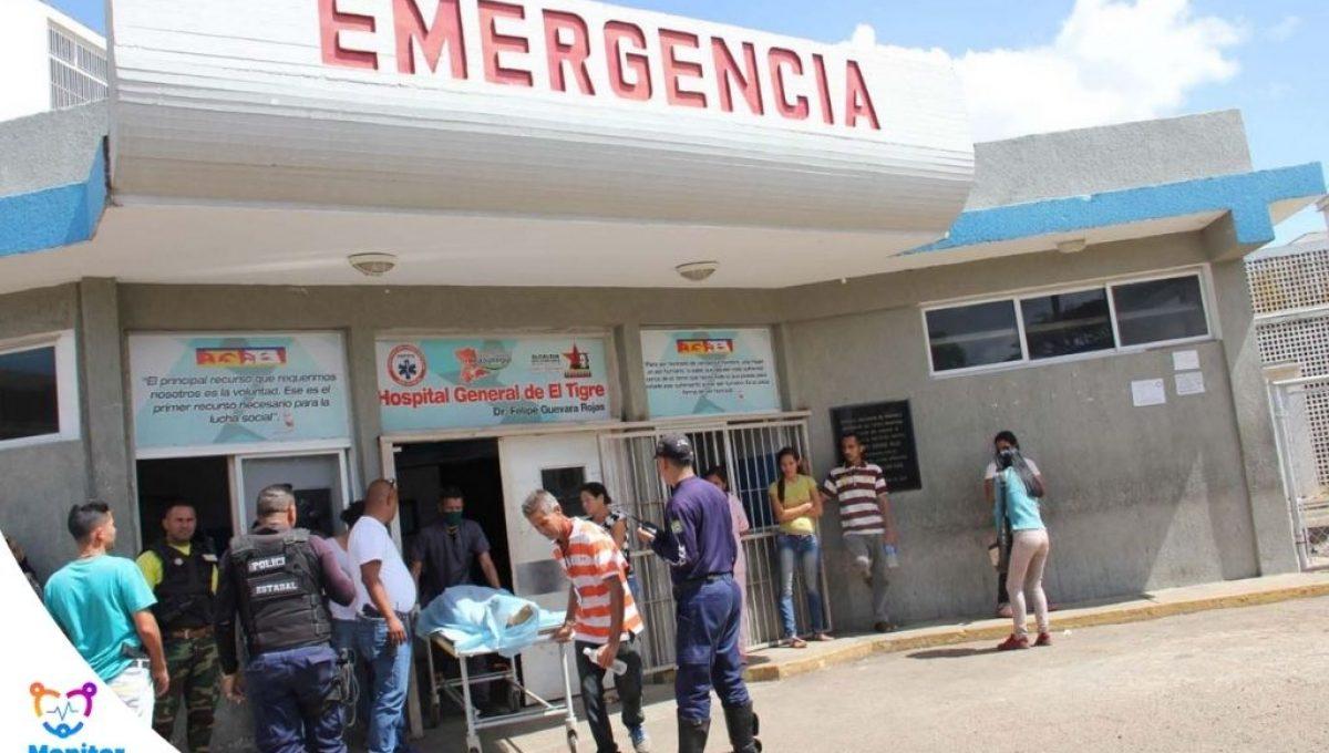 Hospital Felipe Guevara Rojas