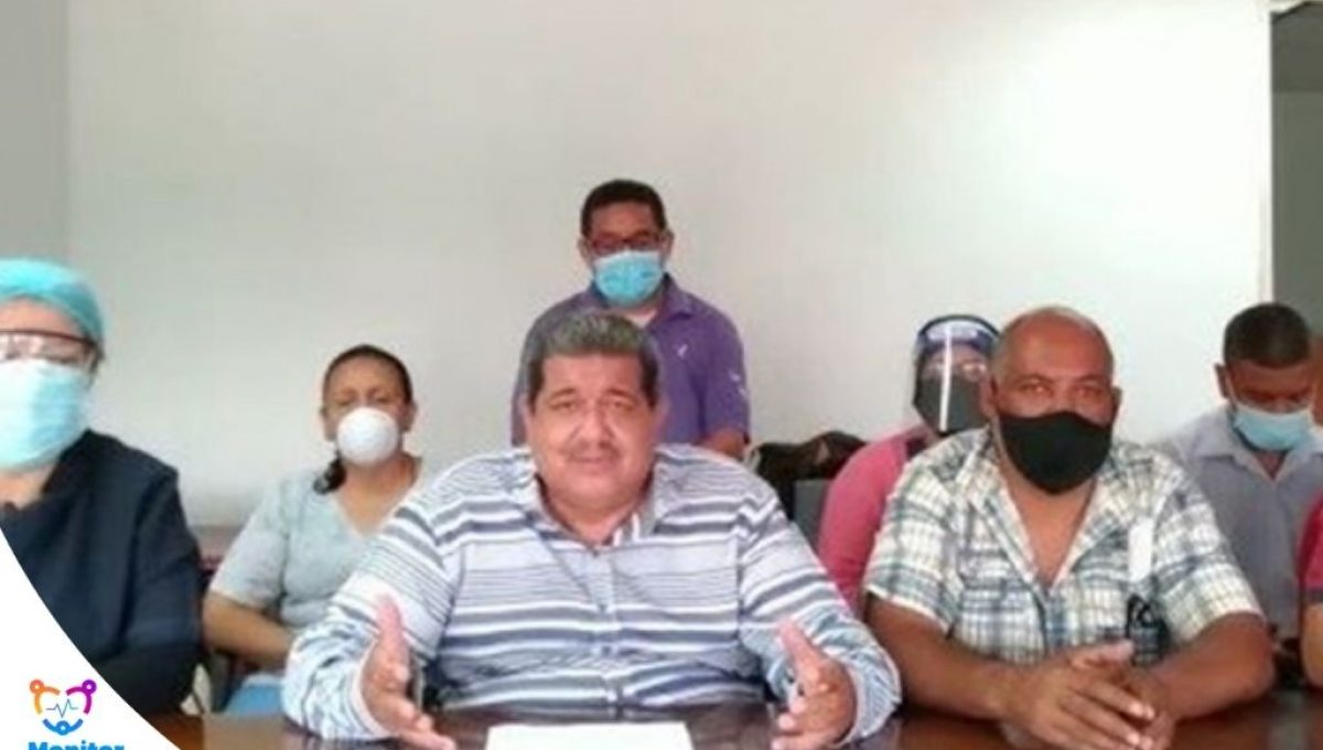 Pablo Zambrano, Monitor Salud